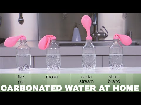 Home Soda Sparkling Water Makers - Grocery Bag