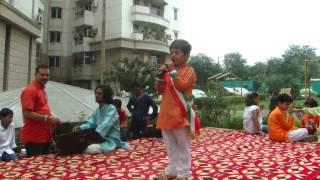 Shreyas Thakur - Har Karam Apna Karenge Ae watan tere liye