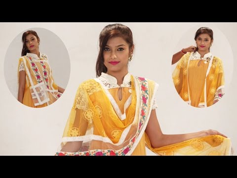 Best 4 Ways Of Wearing Dupatta For Lehenga & Anarkali | How To Wear Dupatta In Different Styles