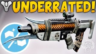 Destiny: THE MOST UNDERRATED WEAPON! Destroying With The New God Roll (Age of Triumph)