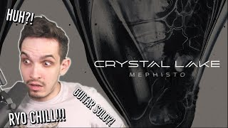 Nik Nocturnal reacts to Crystal Lake | Mephisto