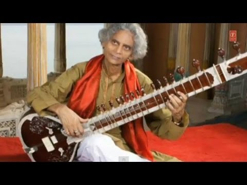 Gat-Teen Taal Slow & Fast ( Indian Classical Instrumental ) Sound Of Sitar - By Pt. Shiv Nath Mishra