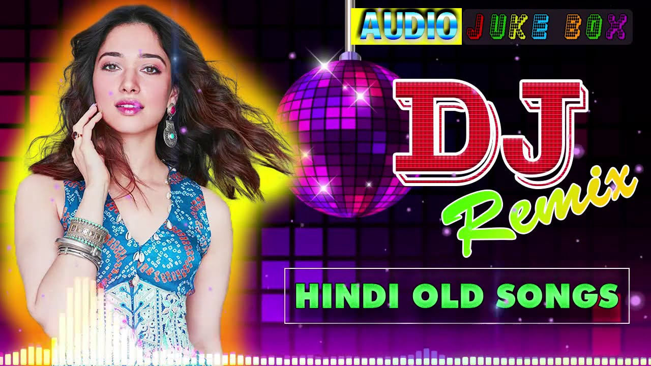 90's Evergreen Romantic Hits Remix💖Old Hindi DJ Remix💖Old Is Gold