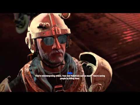 Fallout 4 Automatron dlc lets play part 9 the end  