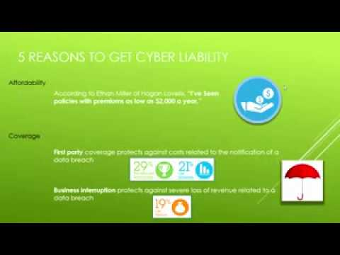 Cyber Liability Educational Series Part IV
