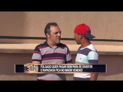 Pegadinhas Do João Kleber Show - 07/05/2017 - Parte 3