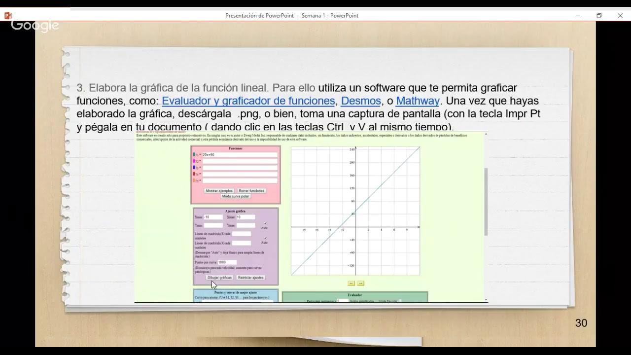 actividad integradora 1 y 2 semana 1 modulo 19 by Edgardo Gomez on