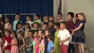 Elmdale Elementary Kindergarten Celebration May 21, 2018