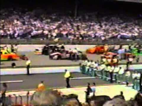 Jim Nabors - Star Spangled Banner (1994 Brickyard 400)