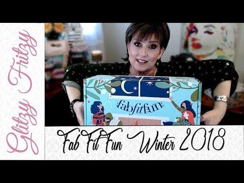 FabFitFun Winter 2018 Worth it? Full in...