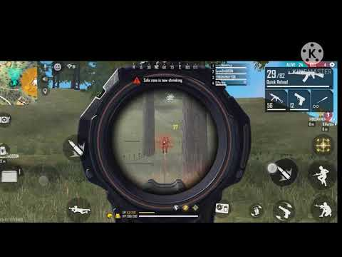 Squad mobiel game play free fire