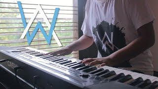Gambar cover Alan Walker - Darkside - PIANO (feat. Au/Ra and Tomine Harket)