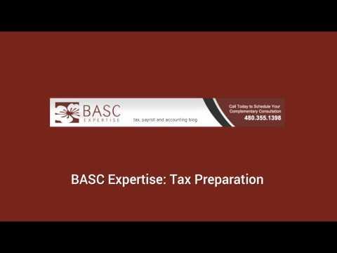 Mesa Tax Preparation 480-355-1398