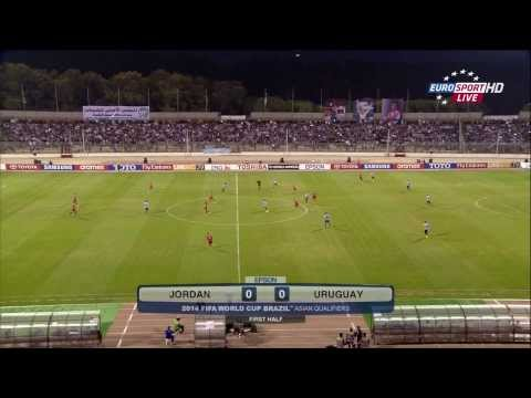 Jordan vs Uruguay - AFC vs CONMEBOL Playoff 1st Leg