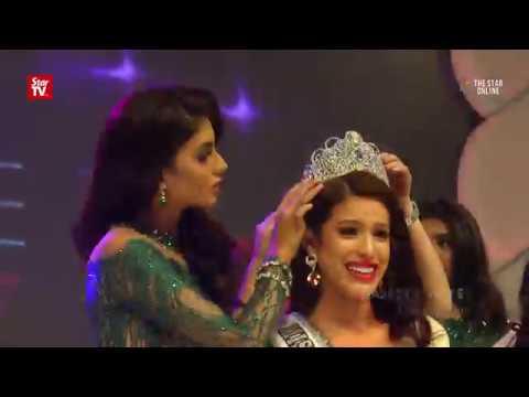 Miss Universe Malaysia 2017 is born!
