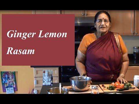 Lemon Rasam -