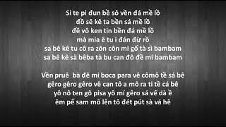 Despacito phiên âm Tiếng Việt   Luis Fonsi ft Daddy yankee