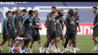 The covid-19 pandemic forced uefa to compress knockout rounds of champions league, with quarterfinals and semifinals being played as elimination ...