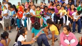 """Función de payasos """"San Martin"""" Quechultenango Guerrero"""
