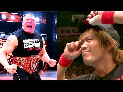 BROCK'S NEXT OPPONENTS! KING OF PRO WRESTLING REVIEW! Going in Raw Pro Wrestling Podcast Ep 301