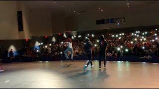ZaeHD & CEO Parkview High School Live Performance !! HighDefGang Vlog #5