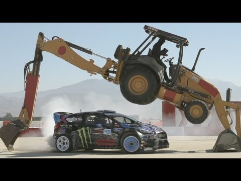 Need For Speed: Gymkhana SIX – Behind the Scenes