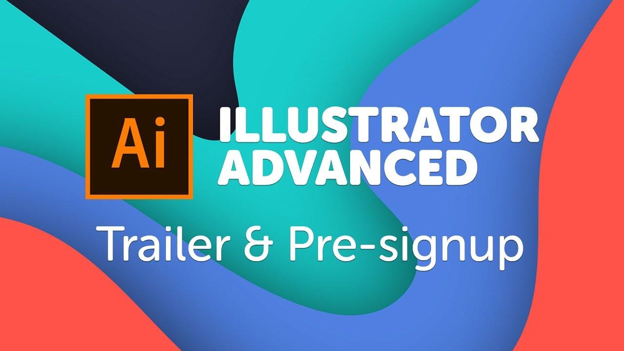 Teaser - Adobe Illustrator Advanced Course