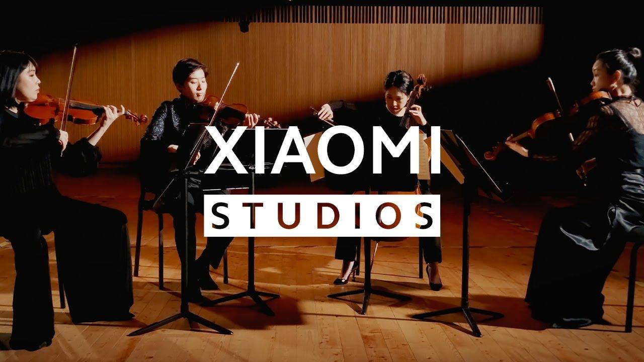 "#XiaomiStudios Presents: ""The Virtuosos: The Quartet""   A #ShotByMi Film"