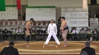 20170503 全国大学選抜相撲宇佐大会 個人3回戦 (ベスト32 Aパート) thumbnail