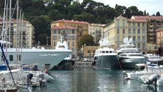 Superyacht mooring in Nice 1/3