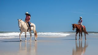The Outsiders Club: Horseback Riding at Amelia Island State Park