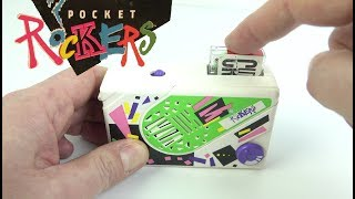 Pocket Rockers  - 1980s endless loop tapes for kids