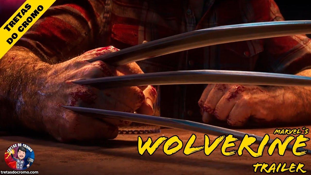 Jogo de Wolverine anunciado pela Playstation com teaser trailer