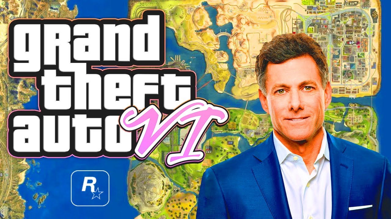 Rockstar CEO Talks About GTA 6: Vice City Map Details! Multiple Locations, Release Date & MORE!?