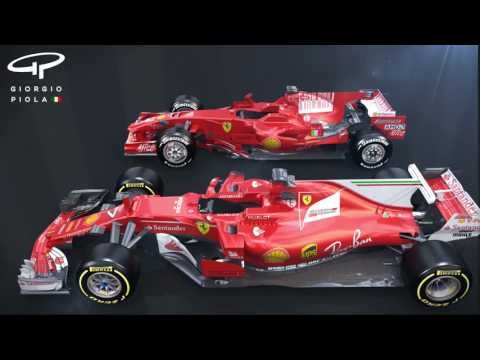 Ferrari's 2017 F1 Car: Inspiration From The Past