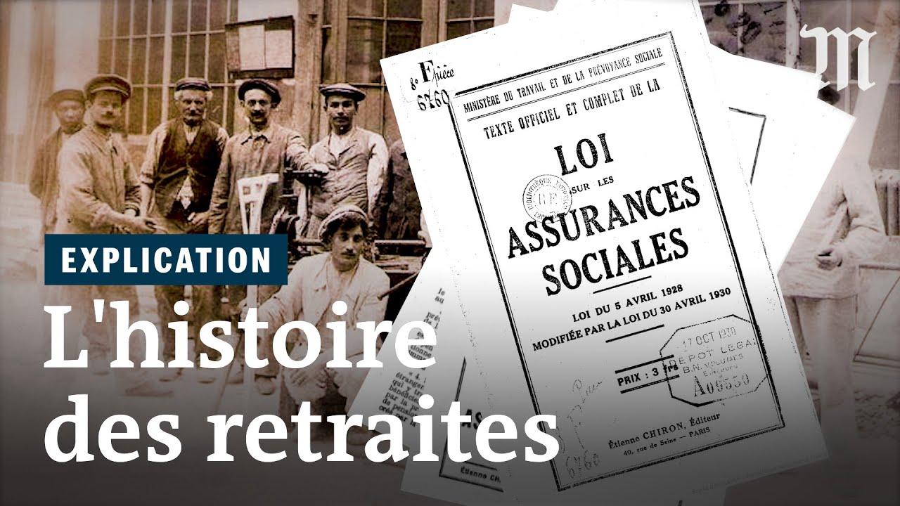 Download Réforme des retraites : pourquoi le système français est si complexe