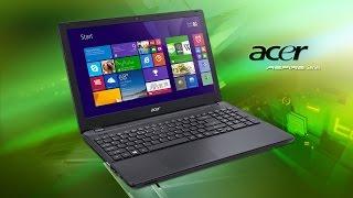 Видео обзор ноутбука Acer Aspire E5-551G F63G