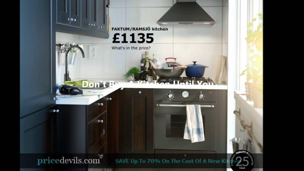 ikea kitchens | ikea kitchen reviews at pricedevils - youtube