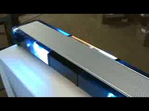 48 whelen edge light bar youtube 48 whelen edge light bar mozeypictures Image collections
