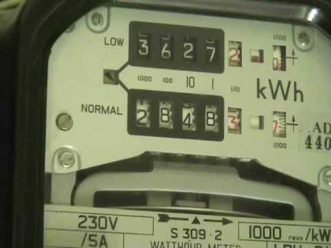 Electricity Meter Hack Magnet