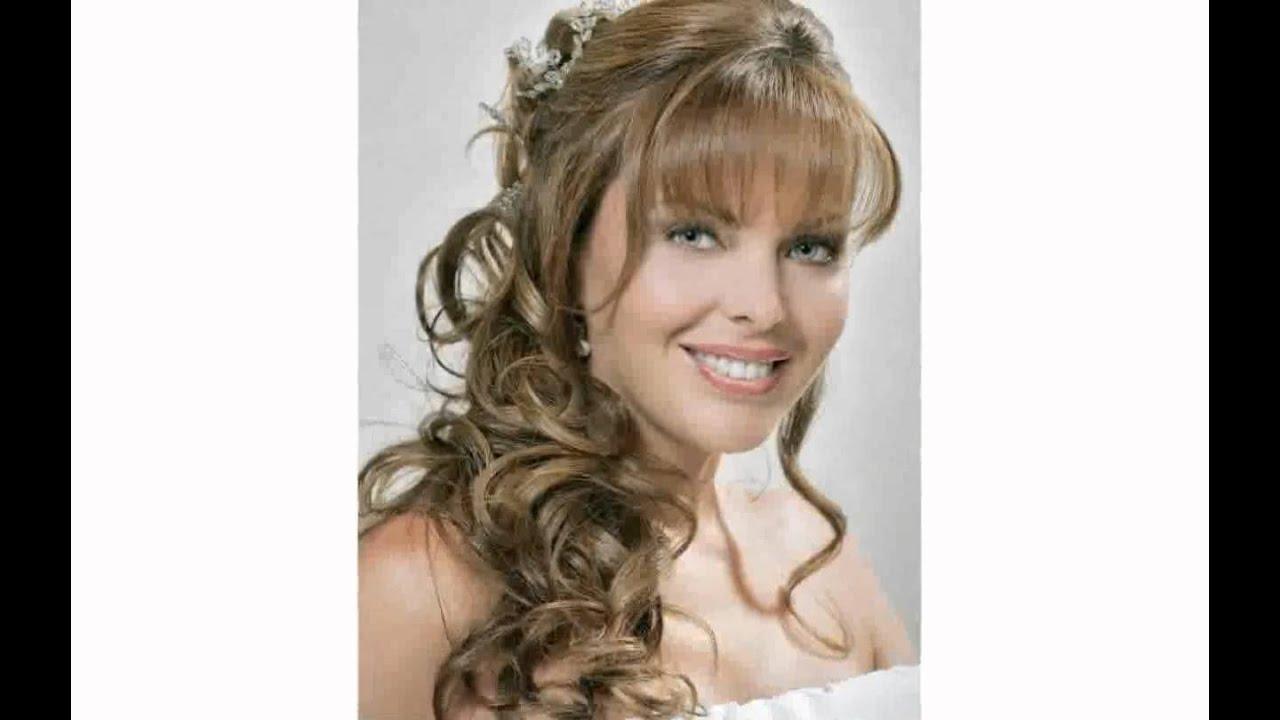Peinados para matrimonio pelo largo f cil youtube - Peinados de fiesta cabello largo ...