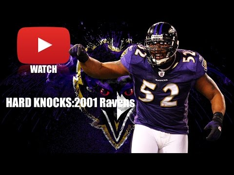 Hard Knocks: The 2001 Ravens Best Moments Part 1 (HD)