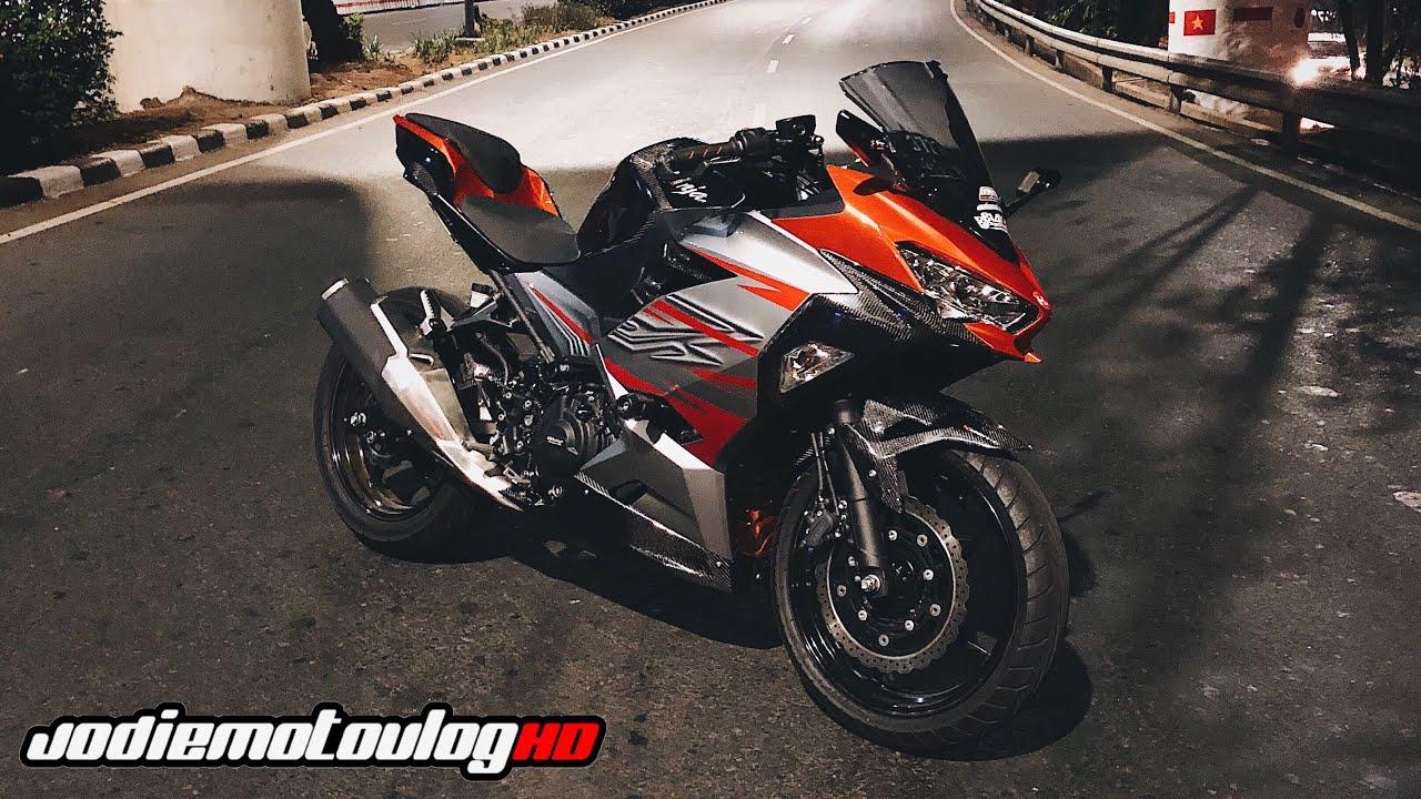 Plus Minus Kawasaki Ninja 250 Fi 2018