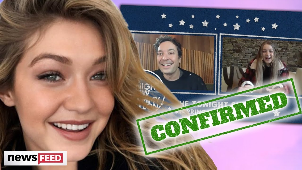 Gigi Hadid confirms & reveals Pregnancy Details!