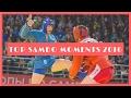 TOP SAMBO MOMENTS 2016 / ЛУЧШИЕ БРОСКИ И НОКДАУНЫ В САМБО 2016