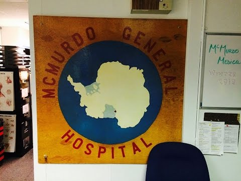 McMurdo Station, Antarctica Part 2 - Still Cold and Dark Mid-Winter