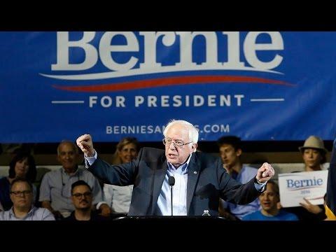 Noam Chomsky - The Bernie Sanders Campaign I