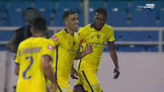 ملخص أهداف مباراة 0-2 الرائد النصر | الجولة 7 | دوري الأمير محمد بن سلمان للمحترفين 2019-2020