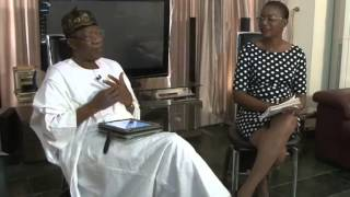 Lai Mohammed - 60 Minutes With Angela