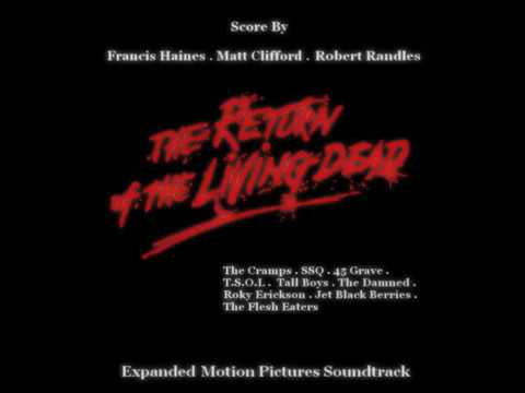 The Return Of The Living Dead (Score) Matt Clifford